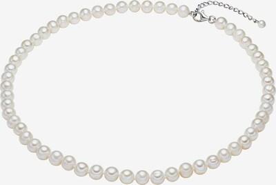 Valero Pearls Kette in weiß, Produktansicht