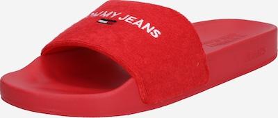 Tommy Jeans Slipper 'TOMMY JEANS POOL SLIDE' in rot, Produktansicht