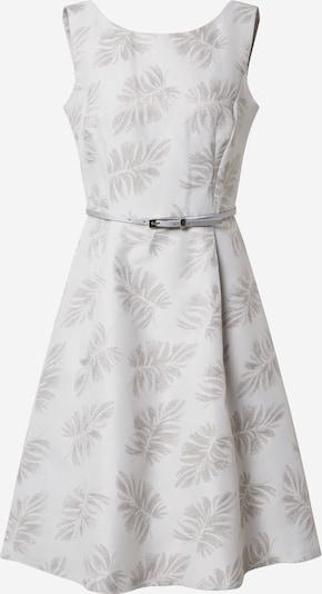 COMMA Obleka | siva / bela barva, Prikaz izdelka