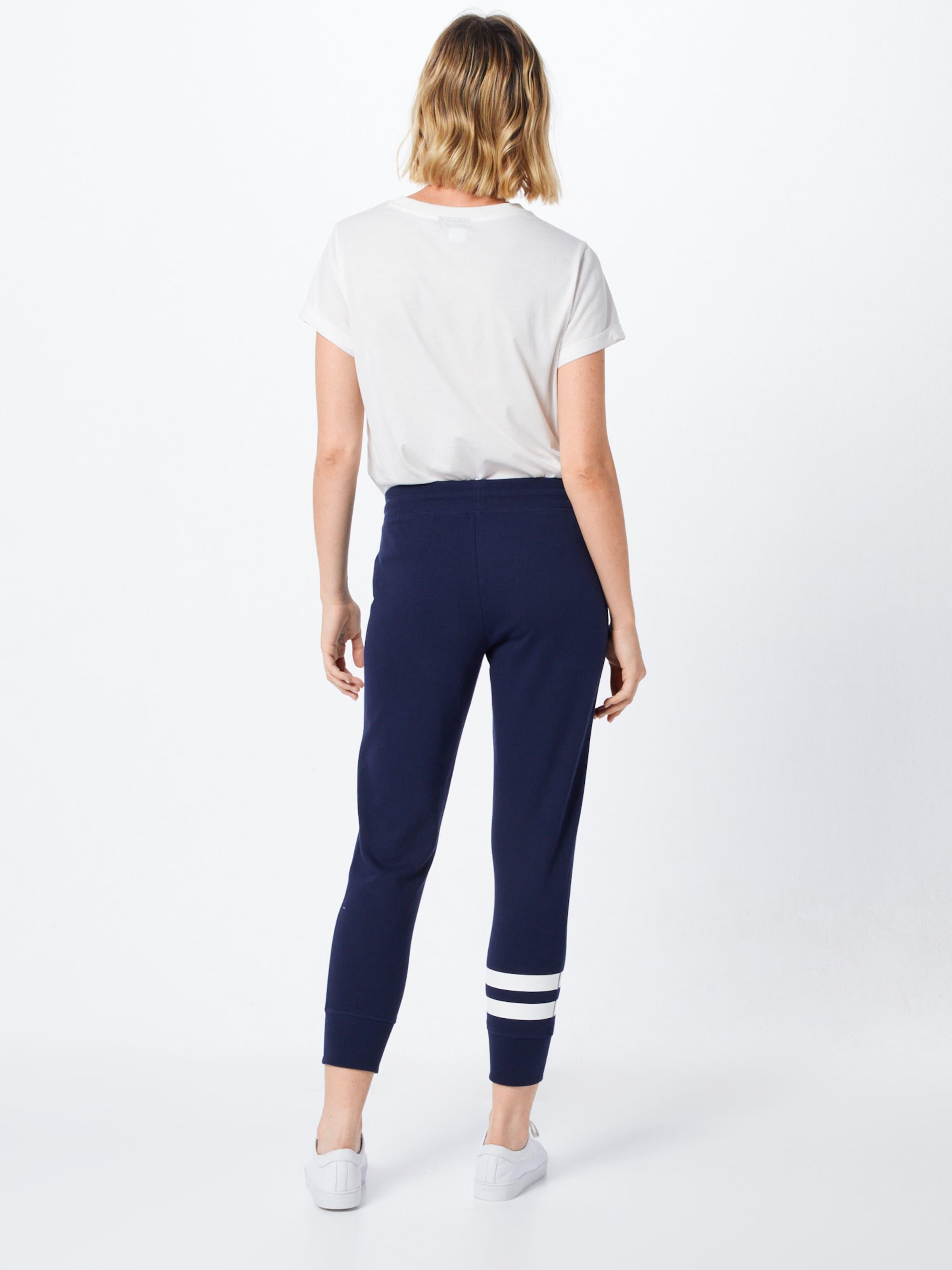 En Bleu Gap Pantalon Pantalon En Marine Gap WE9HIY2D