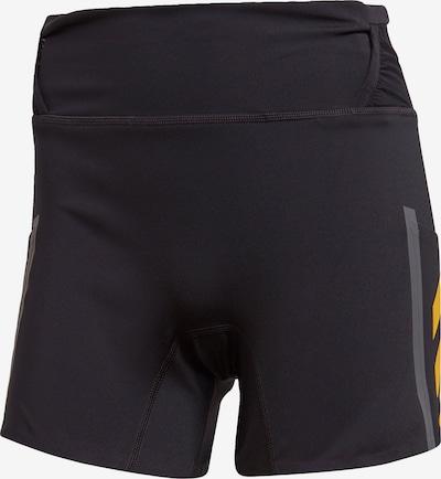 ADIDAS PERFORMANCE Shorts 'Terrex Parley Agravic' in grau / pastellorange / schwarz, Produktansicht