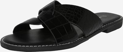 MARIAMARE Pantolette 'MIRTA' in schwarz, Produktansicht