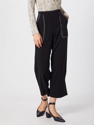 ABOUT YOU Kalhoty 'Tabitha' - černá, Model/ka