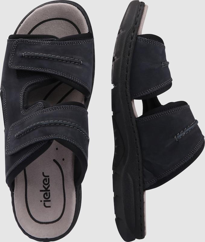 RIEKER Riemenssandale aus Leder Günstige und langlebige Schuhe
