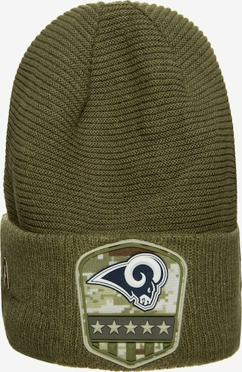 NEW ERA Muts 'NFL Los Angeles Rams' in de kleur Kaki, Productweergave