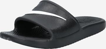 Nike Sportswear Beach & swim shoe in Black