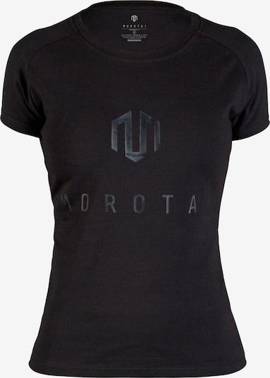 MOROTAI Funkčné tričko 'Premium Basic Brand' - čierna, Produkt