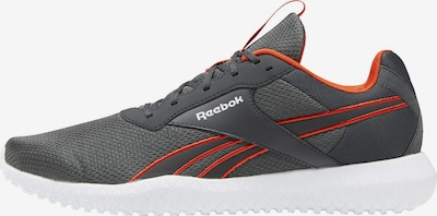 REEBOK Sneaker in grau / orange, Produktansicht