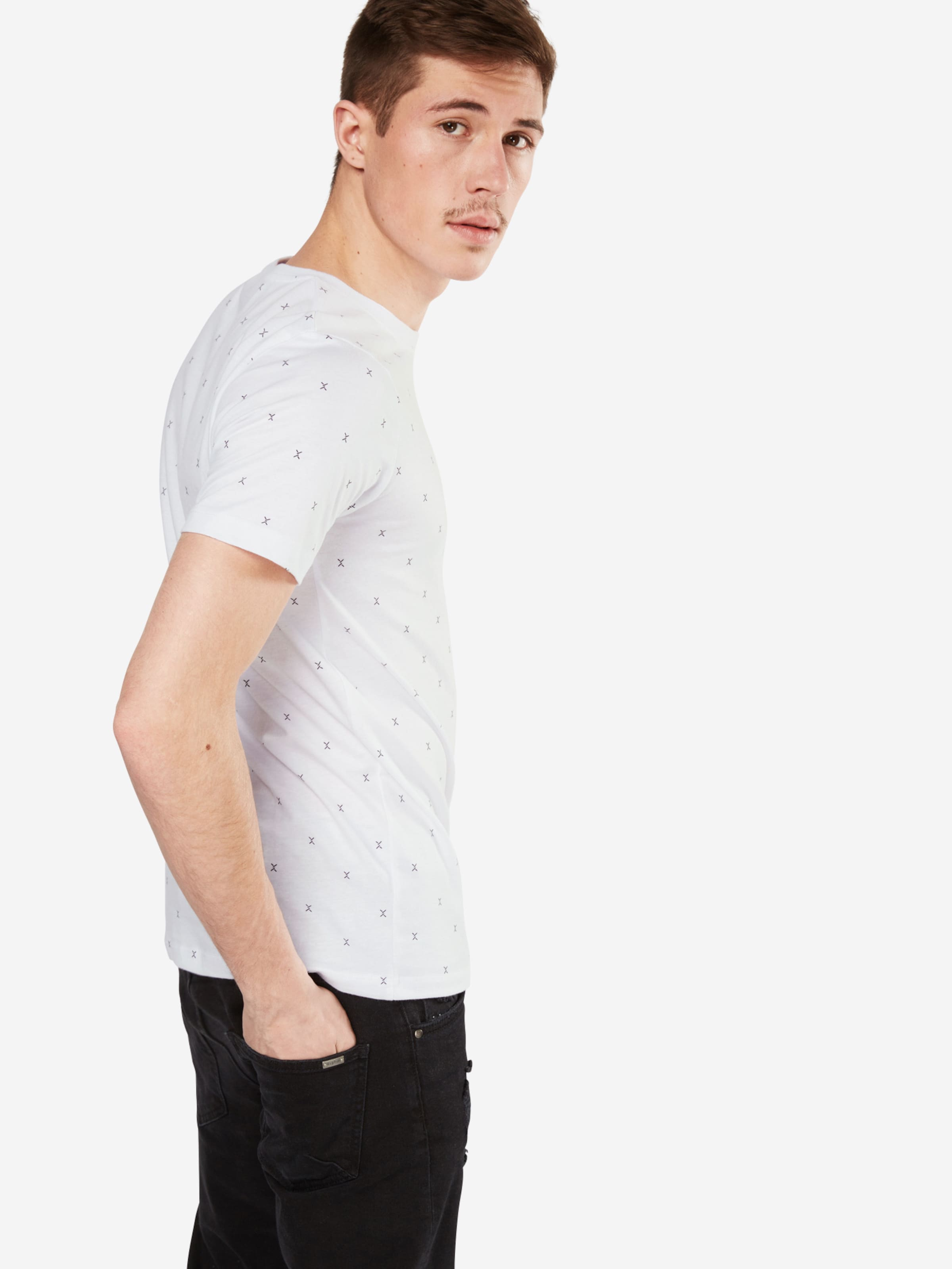 JACK & JONES T-Shirt 'JCOMICRO' Verkauf Billig pviGA