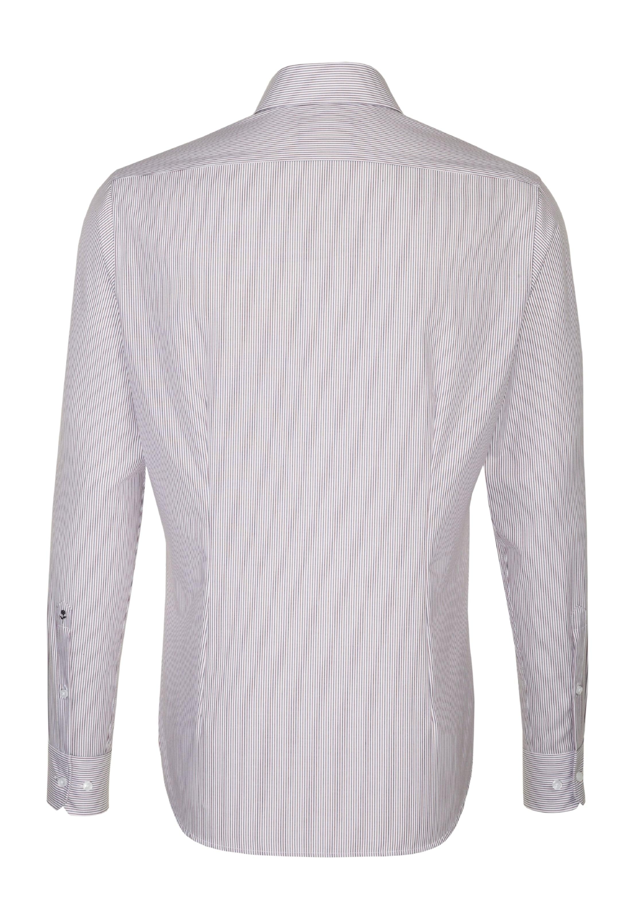 Seidensticker Hemd 'tailored' Business RotWeiß In Iyvmf6Yb7g