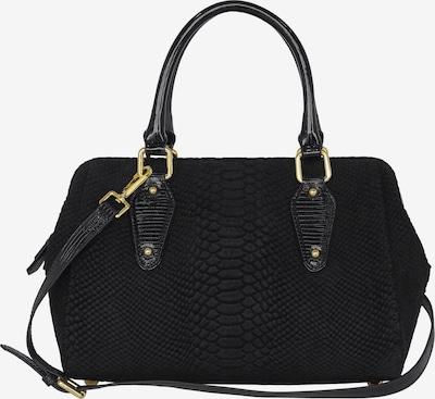 POON Switzerland Tasche in schwarz, Produktansicht