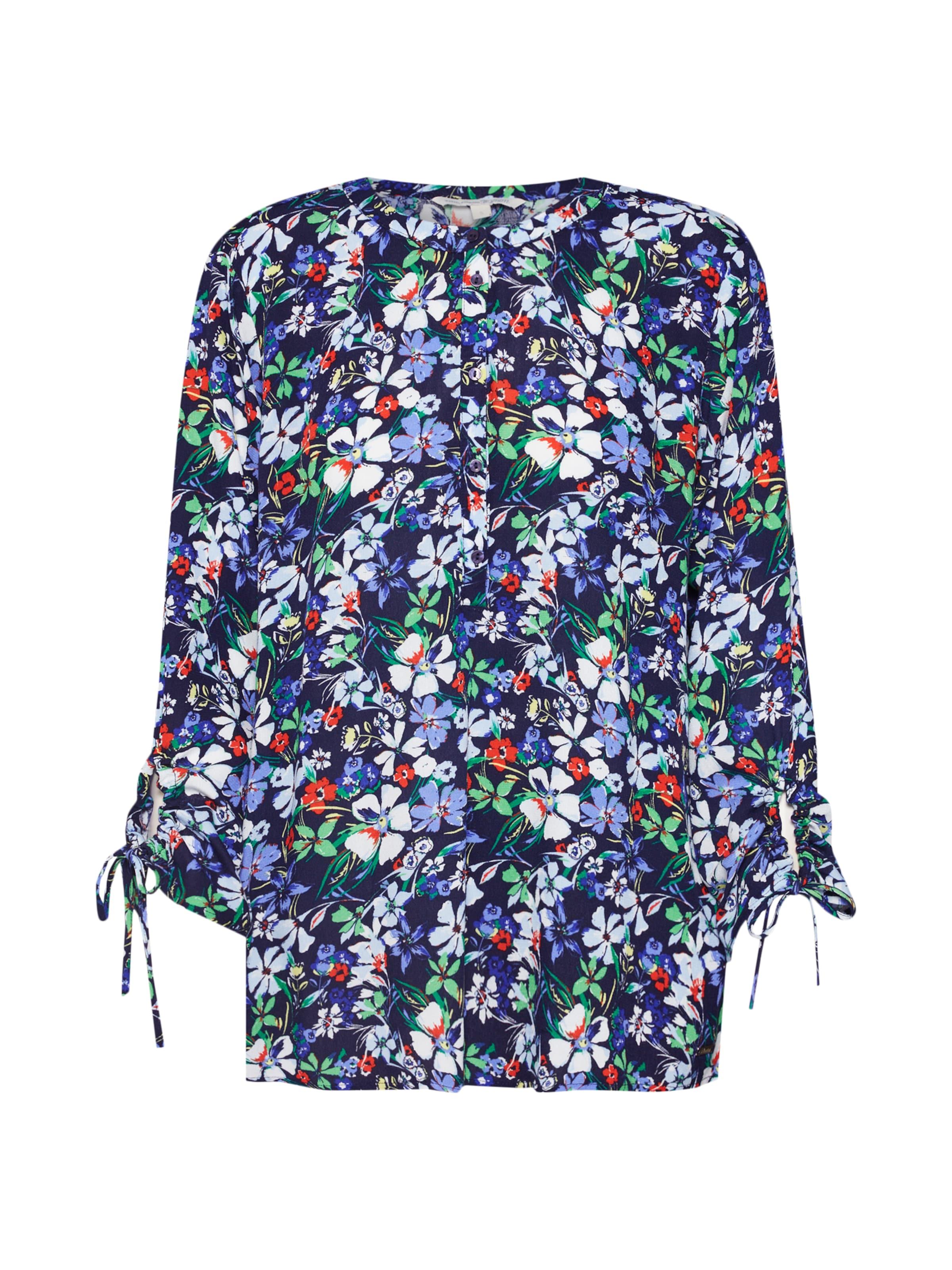 In Bluse Tom Tailor Denim Mischfarben E29DHWIY