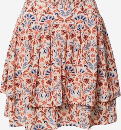 JACQUELINE de YONG Spódnica 'JDYCARO' w kolorze mieszane kolorym: Widok z przodu