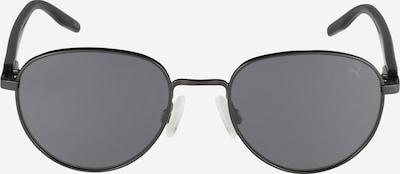 PUMA Sluneční brýle 'PJ0041S Sunglass KID METAL' - šedá / černá, Produkt