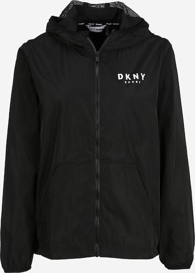 Geacă sport DKNY Sport pe negru, Vizualizare produs