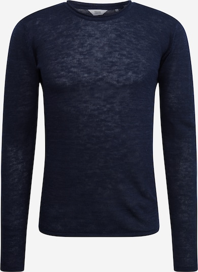 !Solid Pullover 'Justin' in dunkelblau, Produktansicht