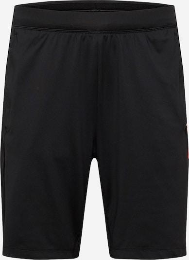 ADIDAS PERFORMANCE Shorts in hellrot / schwarz, Produktansicht