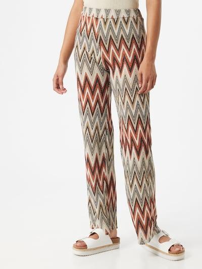 Pantaloni 'Guilia' Hailys pe culori mixte: Privire frontală