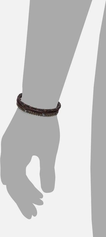 S.oliver Red Label Leather Bracelet 2018706