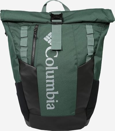 COLUMBIA Spordiseljakott 'Convey' roheline / must, Tootevaade