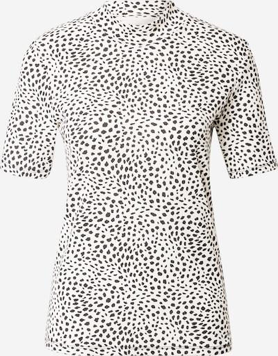 Marc Cain Shirt in de kleur Zwart / Wit, Productweergave