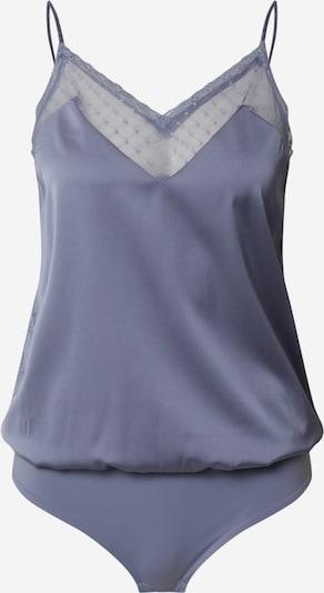 VILA Body 'VIANINE' en bleu-gris, Vue avec produit