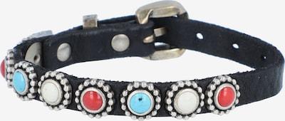 Campomaggi Armband in mischfarben / schwarz: Frontalansicht