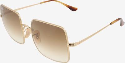 Ochelari de soare 'SQUARE' Ray-Ban pe auriu, Vizualizare produs