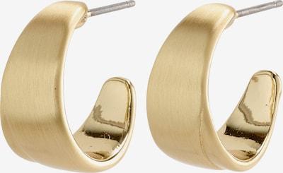 Pilgrim Uhani 'Gita' | zlata barva: Frontalni pogled