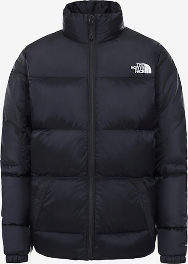 THE NORTH FACE Jacke 'DIABLO' in schwarz / weiß, Produktansicht