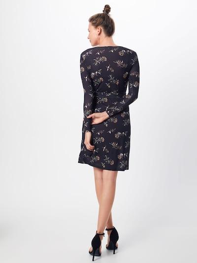 Palaidinės tipo suknelė 'Minu' iš ABOUT YOU , spalva - ruda / žalia / juoda: Vaizdas iš galinės pusės