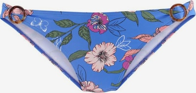 s.Oliver Bikinihose in blau / grün / lila / rosa, Produktansicht