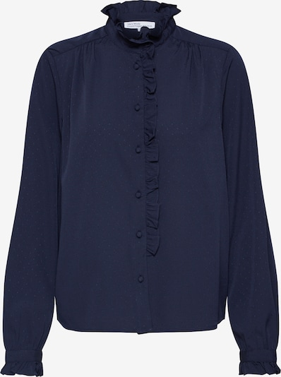 Vero Moda Copenhagen STUDIO Bluse  'LENA' in nachtblau, Produktansicht