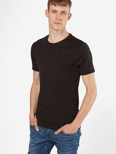 G-Star RAW Tričko 'Base' - čierna, Produkt