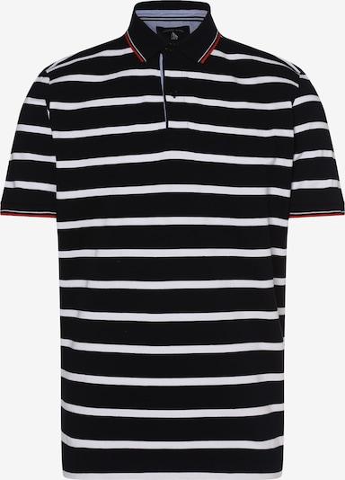 Andrew James Poloshirt ' ' in schwarz, Produktansicht