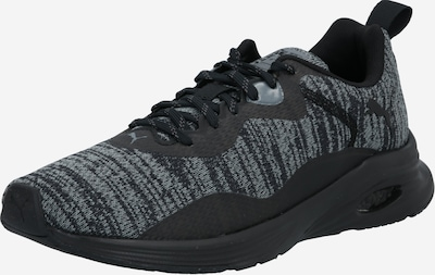 PUMA Laufschuh 'Hybrid Fuego' in grau / schwarz, Produktansicht
