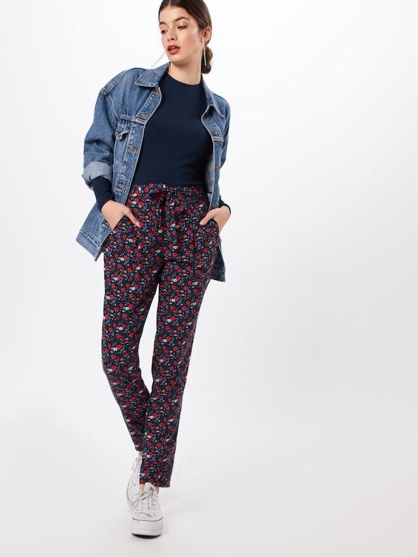 Harem Denim Mélange Couleurs Tailor En Tom Pantalon De bgYf76y