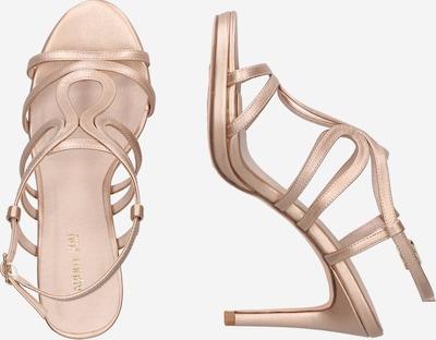 ABOUT YOU Sandalette 'Mia' in rosé: Seitenansicht
