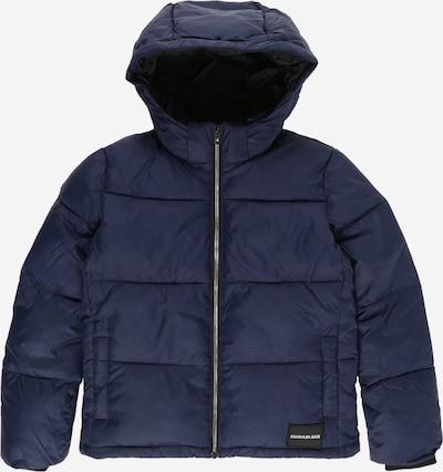 Calvin Klein Jeans Winterjacke 'IG0IG00277' in blau, Produktansicht