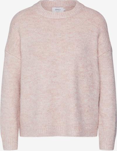 Megztinis 'ONLZAZOEY L/S PULLOVER KNT' iš ONLY , spalva - rožių spalva: Vaizdas iš priekio