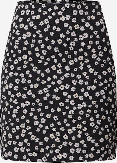 Dorothy Perkins Rock in schwarz / weiß, Produktansicht