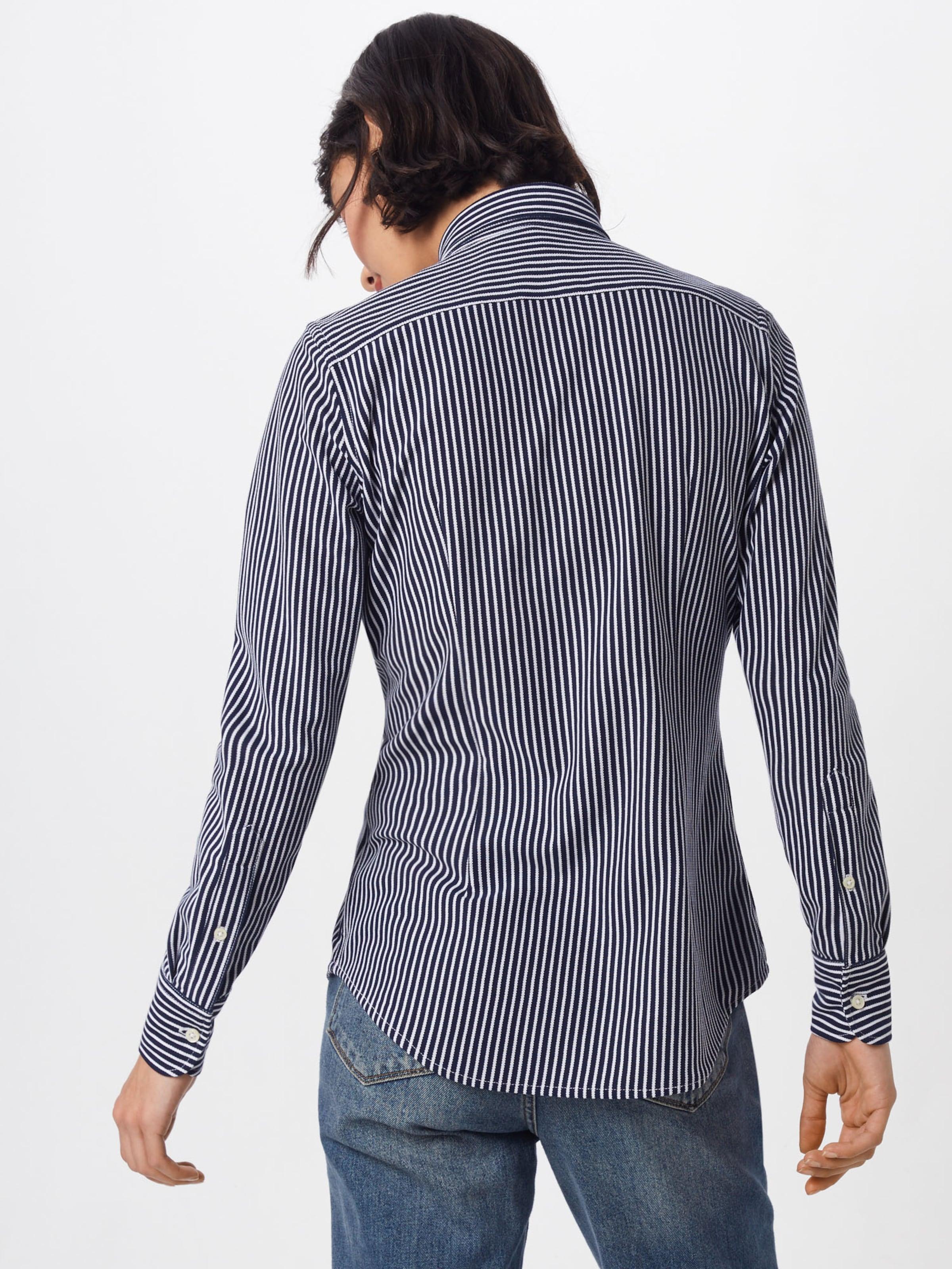 In NavyWeiß Hemd Polo Ralph Lauren 5AR4j3L