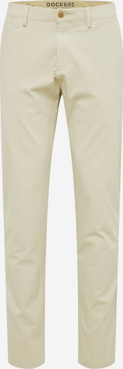 Dockers Pantalon chino 'SMART 360 FLEX' en blanc: Vue de face