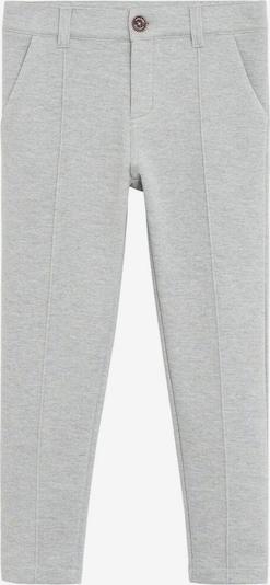 MANGO KIDS Spodnie 'Jet' w kolorze nakrapiany szarym, Podgląd produktu
