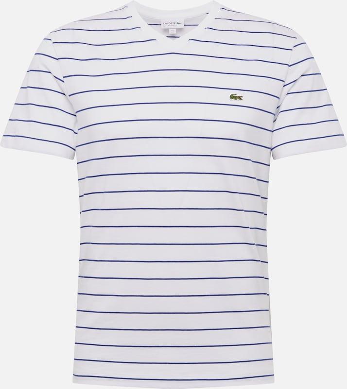 BlauwWit Lacoste Lacoste In In Lacoste Shirt Shirt Lacoste Shirt In BlauwWit Shirt In BlauwWit 0wnNvm8