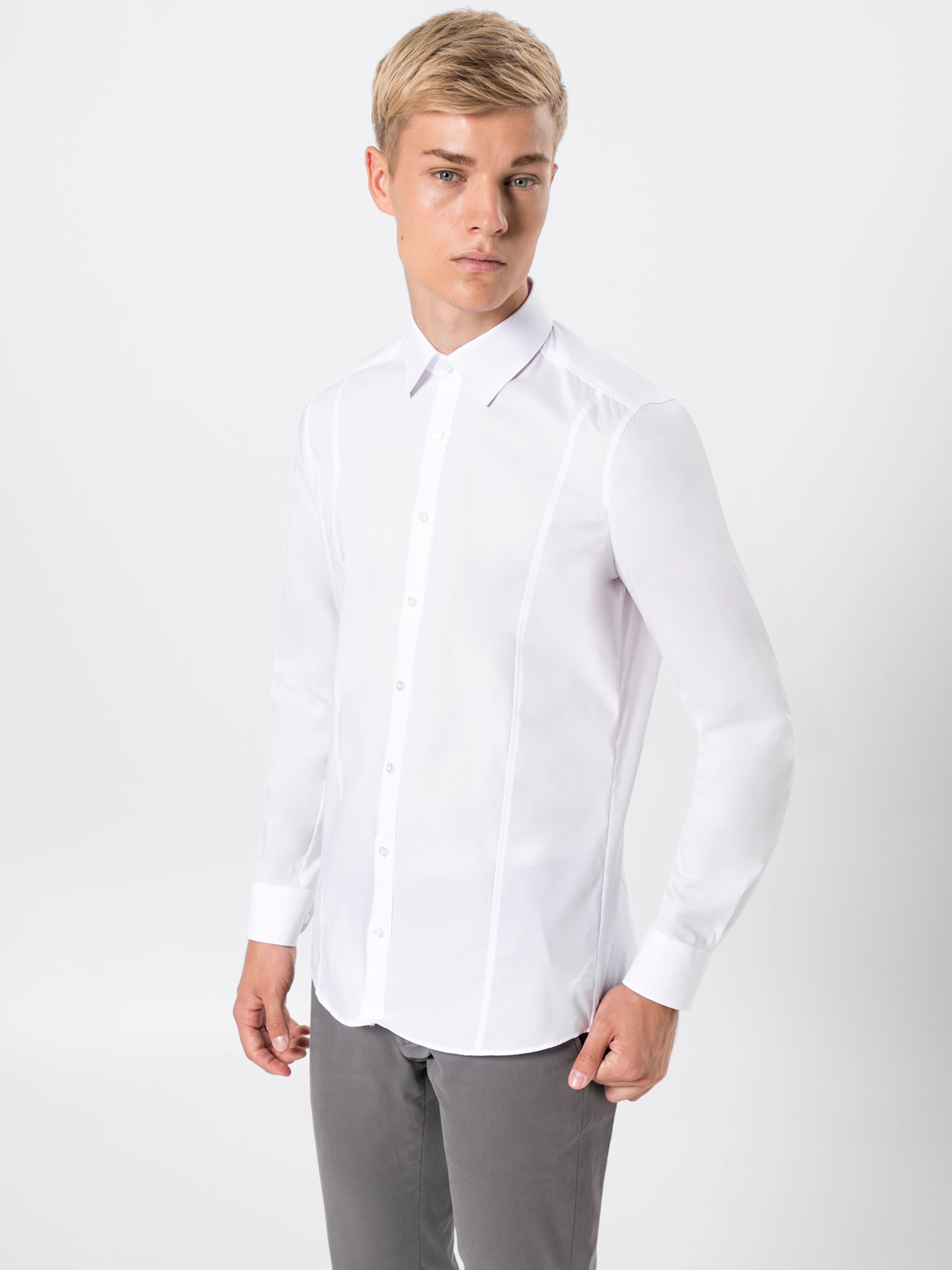 Weiß Olymp Uni Hemd 'level In 5 Tn' OkXuZPi
