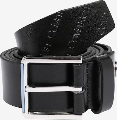 Calvin Klein Gürtel '3.5CM ADJ/REV LOGO' in schwarz, Produktansicht