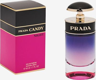 PRADA Eau de Parfum 'Candy Night' in blau / pink / schwarz, Produktansicht