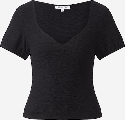 ABOUT YOU Shirt 'Lil' in schwarz, Produktansicht