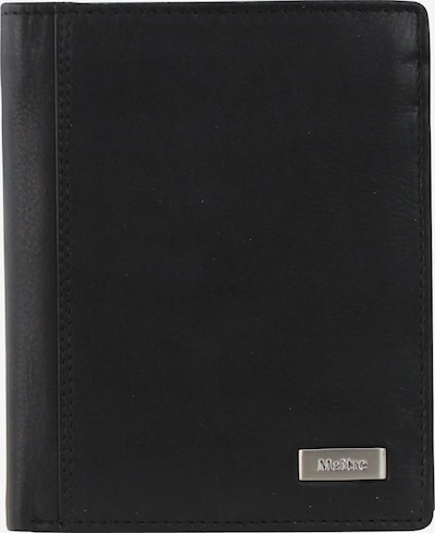 Maître Portemonnaie 'Fusto' in schwarz, Produktansicht
